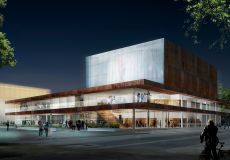 schmidt hammer lassen to design Vendsyssel Theater and Experience Center in H...