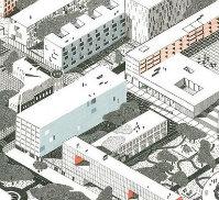 建筑分析图
