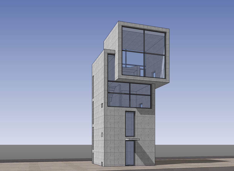 4x12房子地基设计图