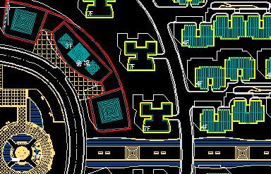 规划设计彩色总平面图制作扫盲,建筑的也可以参考